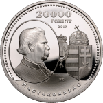 Hungary: Historic Compromise remembered on new silver double crown