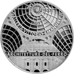 Italy: Architectural excellence features on new Europa silver coin