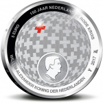The Netherlands: 150 years of Dutch Red Cross celebrated with new gold and silver coins
