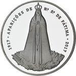 Portugal: Centenary of Our Lady of Fatima shrine celebrated with new coin