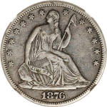 Affordable Liberty Seated half dollars