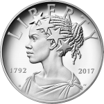 Mint to release 2017-W American Liberty 225th Anniversary silver medal on June 14