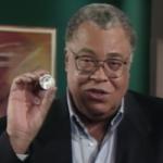 Academy Award–winning actor James Earl Jones lends his distinctive voice to numismatics