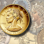 Lady Liberty and U.S. coinage since colonial times