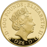 "United Kingdom: Latest ""Beast,"" the Unicorn of Scotland, is unleashed on new coins"