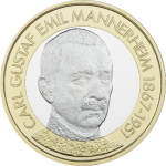 "Finland: WWII-era President Mannerheim features on latest ""Presidents"" coin series"