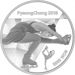South Korea: Latest series of 2018 Winter Olympic coins unveiled