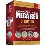 New 3rd edition of MEGA RED features engraved love token coins