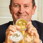Perth Mint's rare $1.8m coin trilogy sold