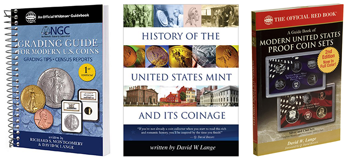 History Of The United States Mint and Its Coinage By David Lange