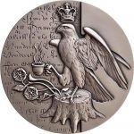 Artist Heidi Wastweet blends history with whimsy in Elizabethan Club medal