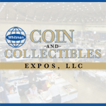 "John and Nancy Wilson say ""Thank you, Whitman Coin Expo!"""
