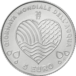 San Marino: World Water Day features on silver coin in BU year set