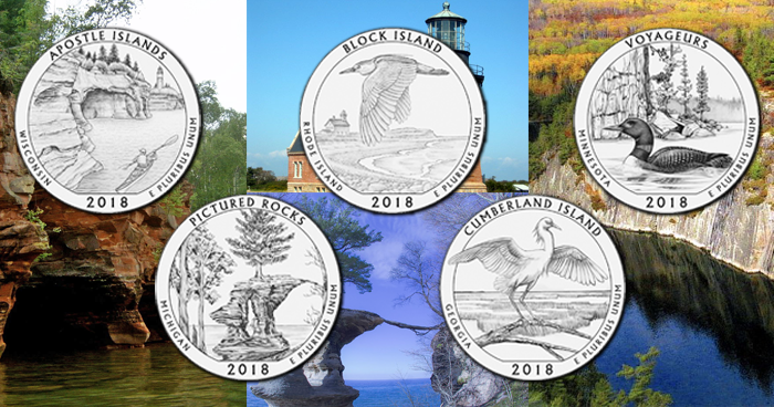 (Coin-design images courtesy of the U.S. Mint)