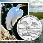 The Mint's final design choices for the 2018 America the Beautiful quarters