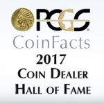 PCGS CoinFacts Coin Dealer Hall of Fame adds to growing list of inductees