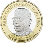 "Finland: Latest ""Presidents"" coin focuses on J.K. Paasikivi"