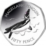 Falkland Islands: Magellanic Penguin issued, concluding popular Penguins Series