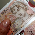 United Kingdom: Bank of England releases new Jane Austen £10 polymer note