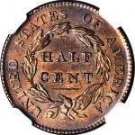 Affordable half cents