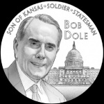 Design of Bob Dole Congressional Gold Medal approved at last Wednesday's CCAC meeting