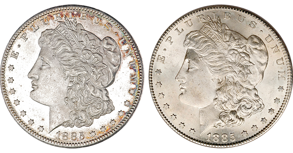 Modern Chinese counterfeit coins, part 1: Quality factors | Coin Update