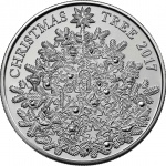 United Kingdom: Christmas holidays feature on latest crown and legacy sixpence coin