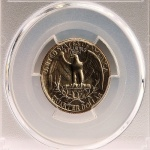 PCGS certifies two highly unusual and rare Washington quarter errors