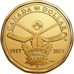 Canada: Renowned Toronto Maple Leafs celebrate centenary anniversary with new dollar coin