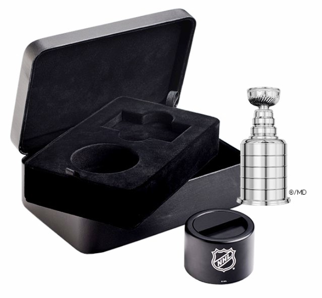 Canada Stanley Cup S 125th Anniversary Marked With Unique