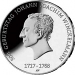 Germany: Noted historian and father of modern archaeology honoured on new silver coin