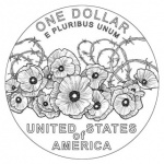 United States Mint unveils winning designs to be featured on World War I Centennial Silver Dollar