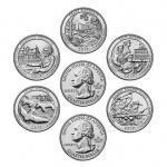 United States Mint to release 10-coin set of circulating quarters on November 21