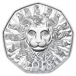 "Austria: ""A Lion in Winter"" features on new silver coin released just in time for the holiday season"