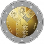 Estonia unveils designs of commemorative coin programme celebrating centenary of independence