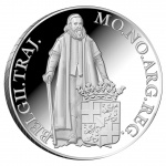 Netherlands: New silver Proof ducat coin representing the historical province of Utrecht is issued