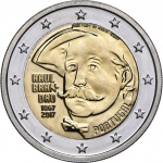 Portugal: Revered writer and journalist remembered on new €2 commemorative coin