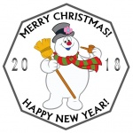 Merry Christmas and Happy New Year to all of our valued readers