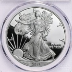 PCGS to offer Proof silver eagle label for 2018 FUN Show