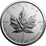 Canada: Popular maple leaf bullion coins celebrate 30 years with new anniversary two-coin set