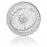 Czech Republic: New coin celebrates 100 years of the Czech Astronomical Society