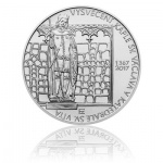 Czech Republic: New silver coins commemorate 650th anniversary of the consecration of St. Wenceslas Chapel at St. Vitus Cathedral