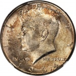 The 1964 U.S. Proof and Uncirculated Sets heralded the first Kennedy half dollars