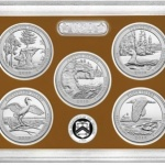 United States Mint releases complete set of Proof 2018 America the Beautiful Quarters on January 23