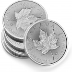 Solving the silver bullion white spot problem