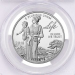 PCGS produces special labels for new platinum Preamble to the Declaration of Independence coins