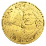 Canada: New gold coin is issued to mark the 250th anniversary of the birth of Tecumseh