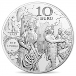 France: The Sower series presents the currencies and coins that have shaped the history of France