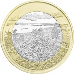 "Finland: Launch of ""Finnish National Landscapes"" €5 coin series announced"