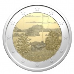 Finland: National pastime of going to the sauna featured on new €2 commemorative coin
